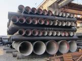 Ductile Iron Pipe of China On Sale DI Pipe DN250 EN598
