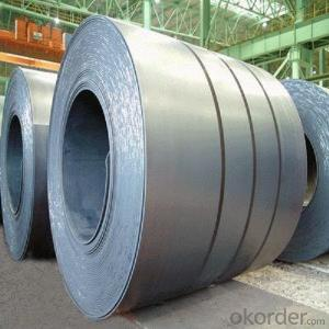 Hot Dipped Cold Rolled Steel Coil Chinese Supplier