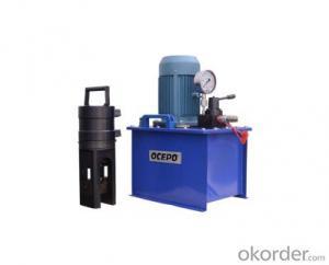 Rebar Cold Stamping Machine/ Pressing Machine HLY-32