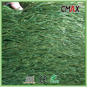 Bi-color Soccer Field Grass with 55mm Height 10500 Density