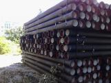 Ductile Iron Pipe High Quality DN150-DN500 EN545/EN598/ISO2531 C25 Made in China