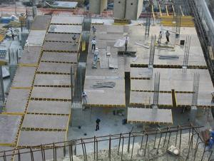 Waterproof Formwork System With Adjustable Prop Table Formwork