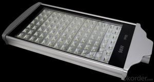 solar LED street light/led road light/led street light housing