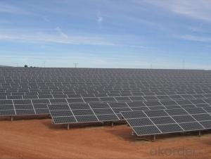 TPB156×156-36-P 150Wp Poly Silicon Solar Module