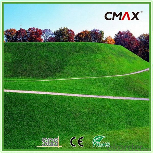 35mm Landscaping Artificial Grass Decoration Crafts