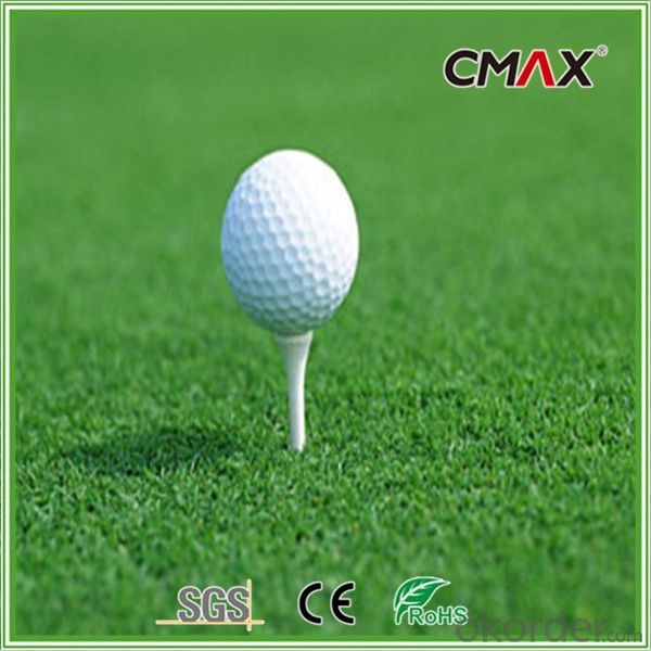 Golf Field Artificial Turf PE PP Mini Golf Grass Indoor