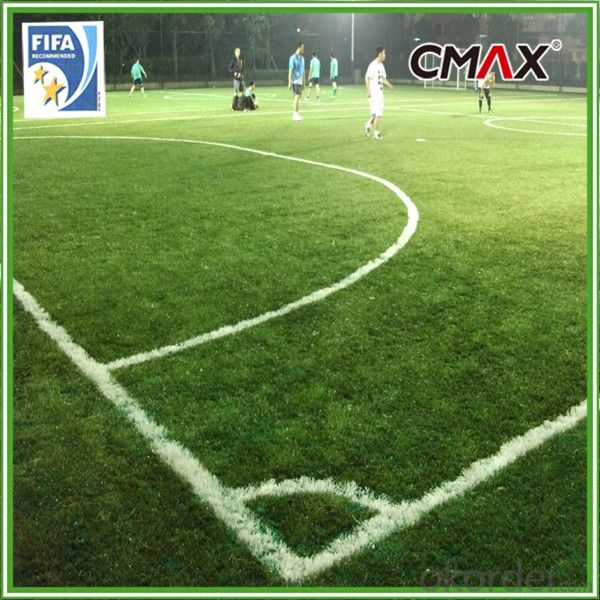 Football Artificial Grass with Good Drainage Indoor  or Outdoor