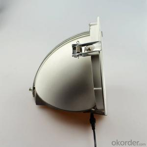 40W LED Trunk lamp,Led COB adjustable angle Downlight