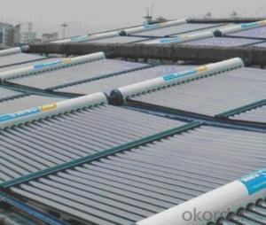 Solar Collector 2016 Top Level (Double Coiler 300Liter)