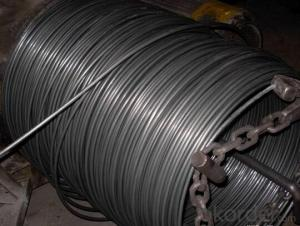 Hot-rolled SUS 316 stainless steel wire rod  in Coils