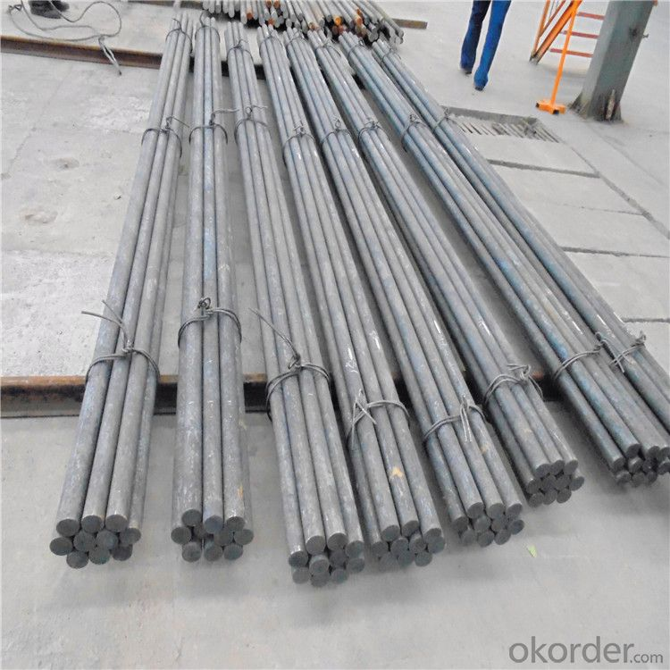 Hot Forged Tool Steel Round Bar D-2, 42crmo4, ASTM A681, DIN 1.2379, SAE J437, J438