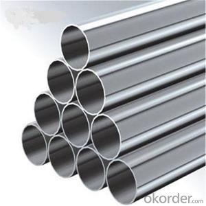 Sch40 Stainless Steel Pipe TP304 316 316L in Wuxi ,China