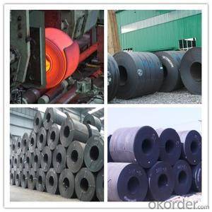 Hot Rolled Steel Sheets in Coils Steel Coil China Supplier