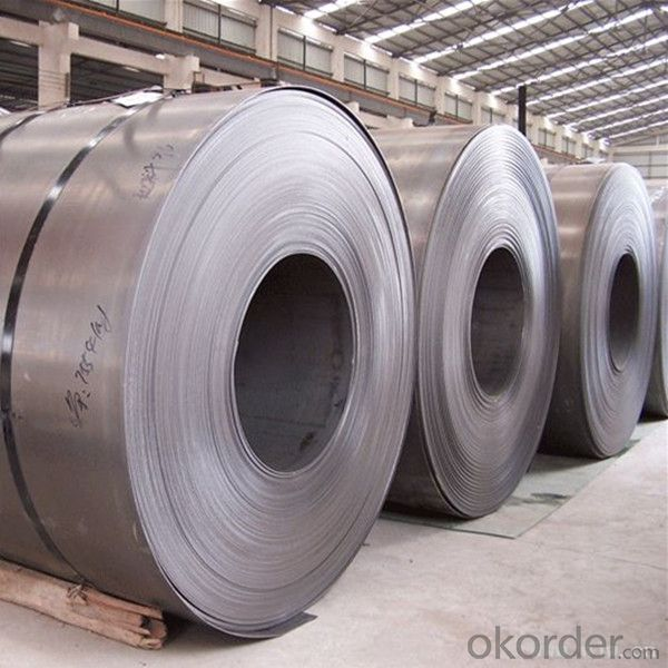 Hot Rolled Coil 2mm Thickness Q235 Chinese Supplier