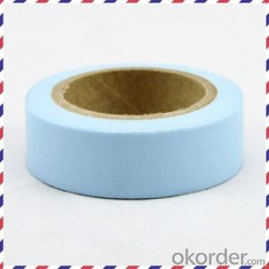 Decoritive Tape /Custom Printer Tape/Rice Paper Tape