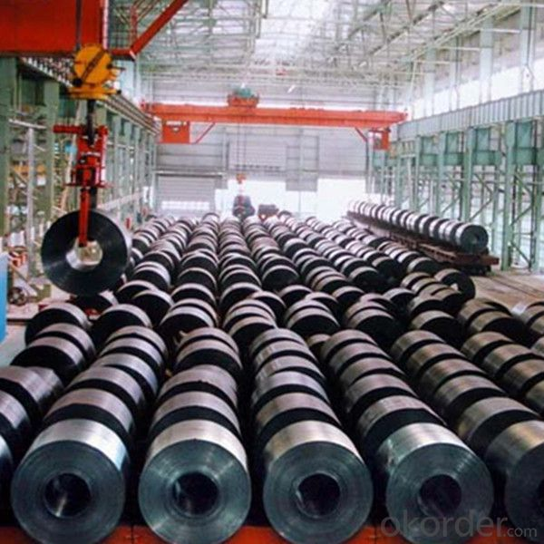 Hot Rolled Carbon Steel Coil Ss400 2mm Thickness