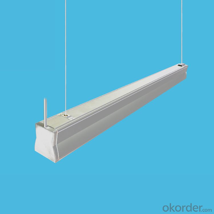 SMD Led Pendant Light 60W,LED Linear Pendant Light use office lighting