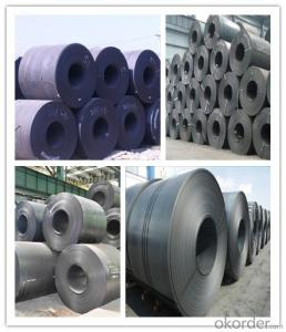 Hot Rolled Ship Sheet/Alloy Steel Coil and Plate