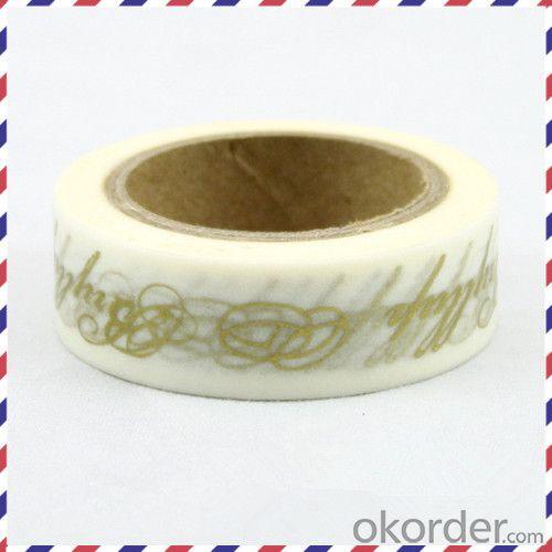 Paper Rice Paper Masking Tape