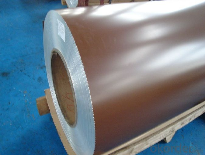 3003 aluminum coil for ACP, Color Coated