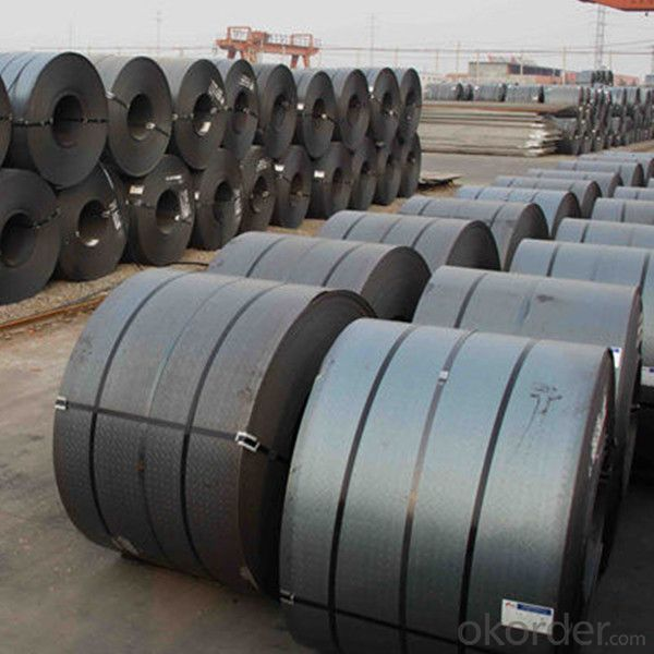 Hot Rolled Carbon Steel Coil 235 Q195 Ss400 A36