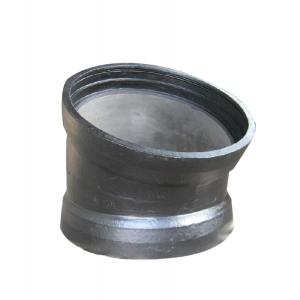 Ductile Iron Pipe Fittings All Socket Tee EN598 DN2200 On Sale