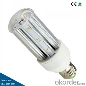 Small LED corn light: more than100lm/w, Quick start, wide-angled(360°),  for indoor lighting