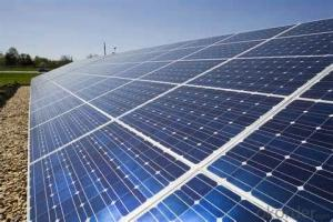 50w Poly Solar Module With High Efficiency