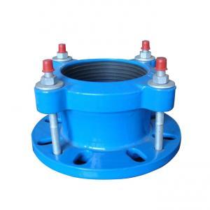 Ductile Iron Pipe Fittings Double Socket Taper EN124 C250 DN400