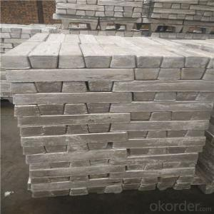 Magnesium Alloy Ingot for Defense Industry with Best Price