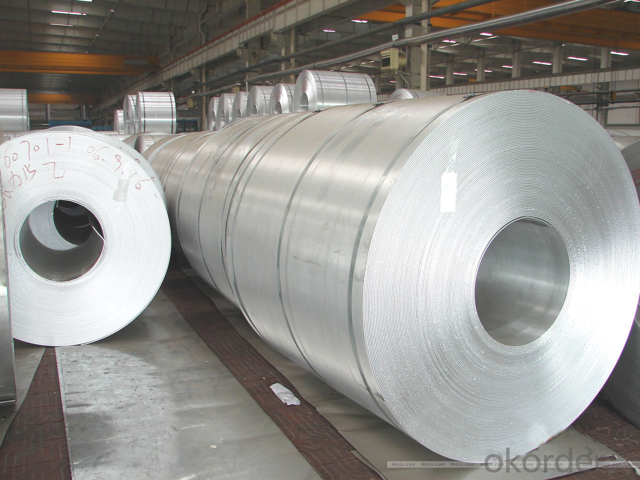 Packaging Material Jumbo Aluminum Foil and coil For Househeld