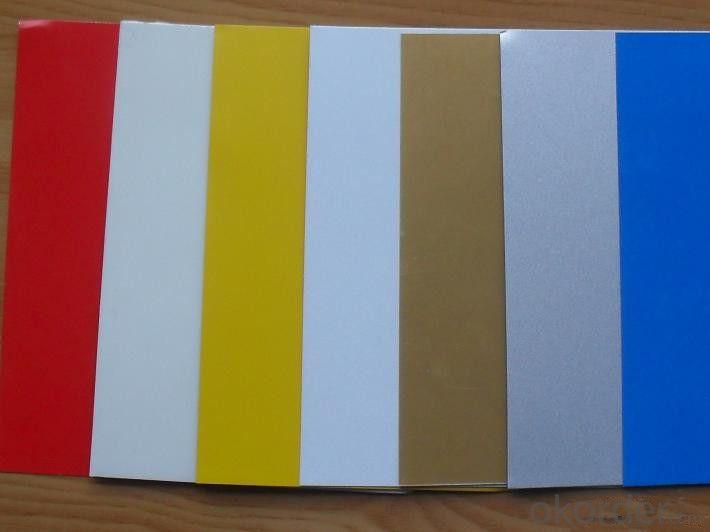 RAL 9016 PE 18 Micros Coated Aluminium Coil
