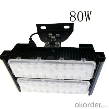80W  led tunnel light Applicable to tunnel underground passage