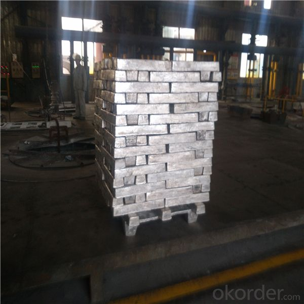 Magnesium Alloy Ingot for Vibration Platform
