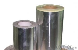 Cosmetic Aluminium Foil Paper Induction Seal Liner