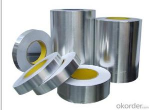Soft Food Packaging Aluminium Foil In Roll