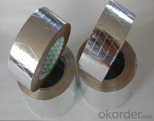 Household Packaging Aluminium Foil Roll Jumbo