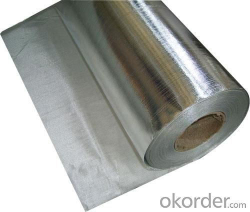 Food Packing Diamond Aluminum Foil Coils