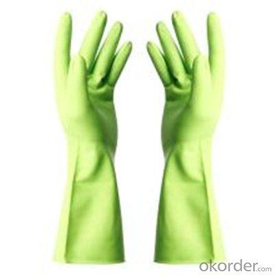 Nitrile Latex Working Glove  Waterproof Long Gloves