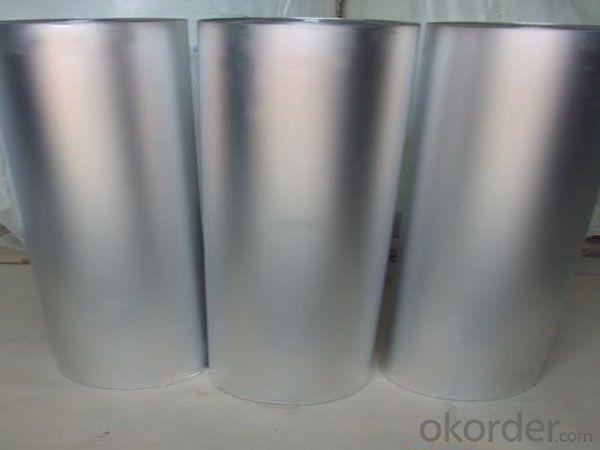 10 Mic Pure Aluminium Foil Food Packaging Roll