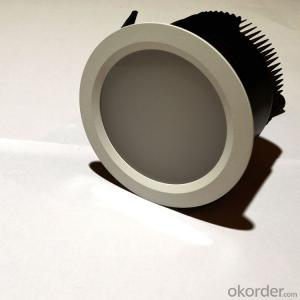 Indoor lighting IP54 anti-fog Led COB Downlight 10W