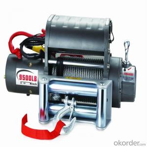 8500 Cable Winch for Off-Road Car or Jeep Car