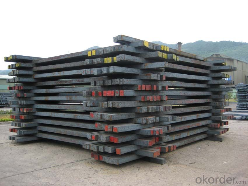 Hot Rolled Steel Billet 3SP Standard 140mm