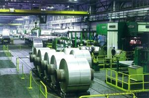 Direct Rolled Aluminum Coil for Architechture China Supply