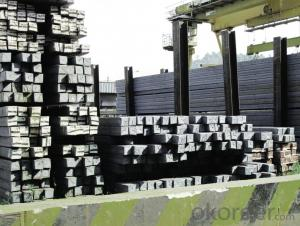 Hot Rolled Steel Billet 3SP Standard 110mm
