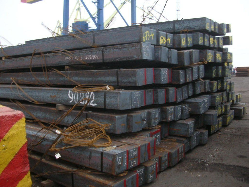 Hot Rolled Steel Billet 3SP Standard 190mm