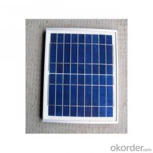 Small Size Solar Panel 12W Poly Solar Panel