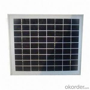 80W Mono Solar Panel Small Size Solar Panel