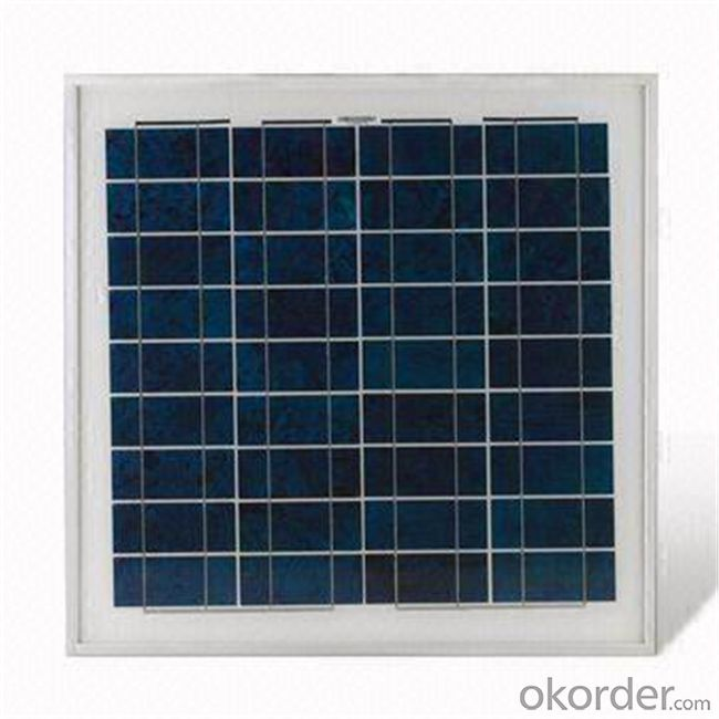 Small Size Solar Panel 30W Poly Solar Panel