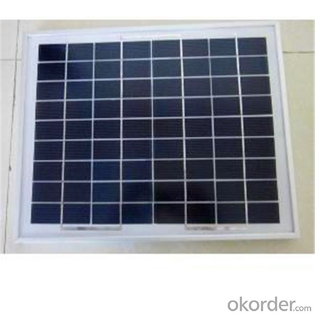 Small Size Solar Panel 20W Poly Solar Panel